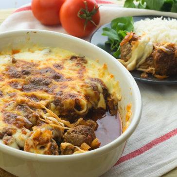 كرات اللحم الإيطالية